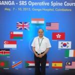 Ganga Hospital International Spine conf
