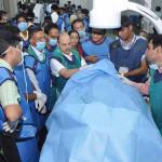 Training-doctors-at-AIIMS